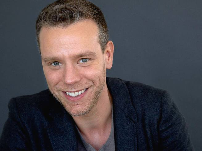 Adam Pascal performs at the Space January 15 and 16.