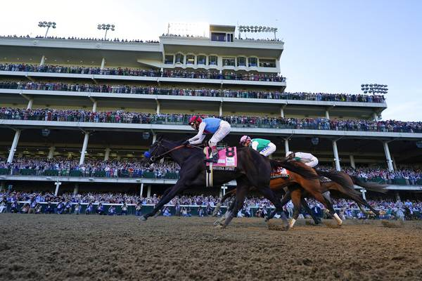 Weekend wagers: Bets on the Preakness, UFC 262 and four more sports