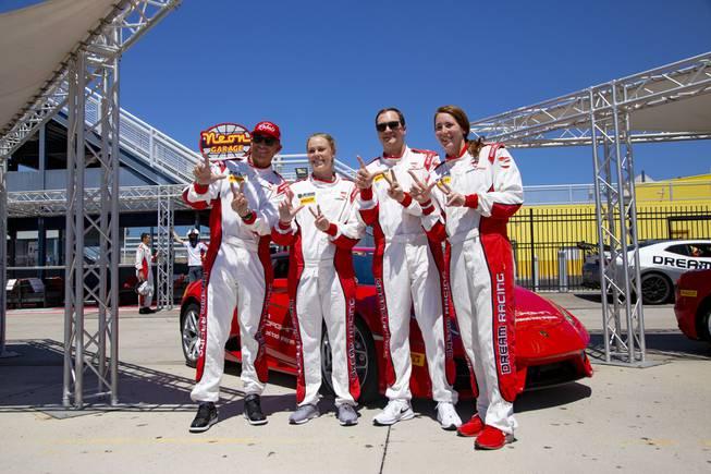 Rebel Coaches at Dream Racing