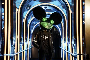 Insomniac was planning to open EDC this weekend but instead brings Deadmau5 to downtown Las Vegas.