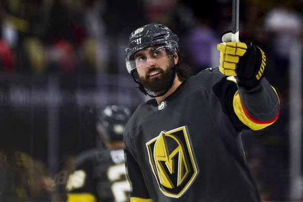 Live Blog: Alex Tuch at center? Golden Knights experimenting ahead of Game 3