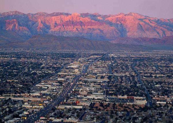 Las Vegas pushes land swap to balance growth, conservation - Las Vegas Sun
