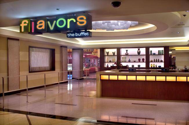 Flavors, The Buffet