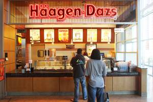 Häagen-Dazs at Fashion Show Mall