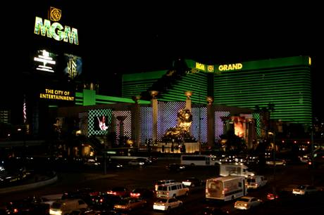 CSI: The Experience at MGM