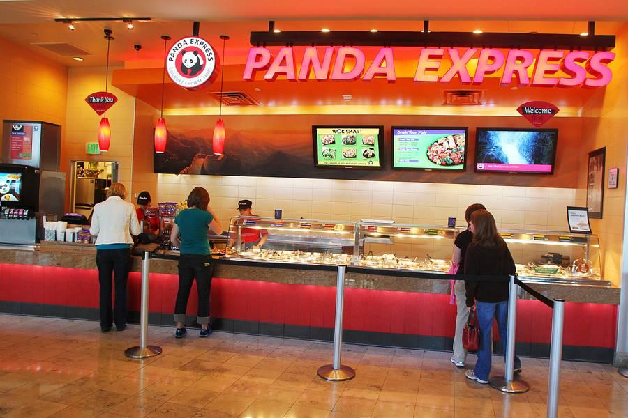 Panda Express at Fashion Show Mall , Las Vegas Weekly