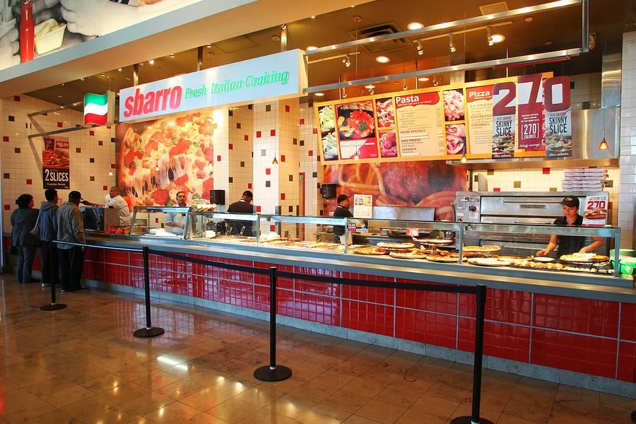 Sbarro at Fashion Show Mall - Las Vegas Weekly