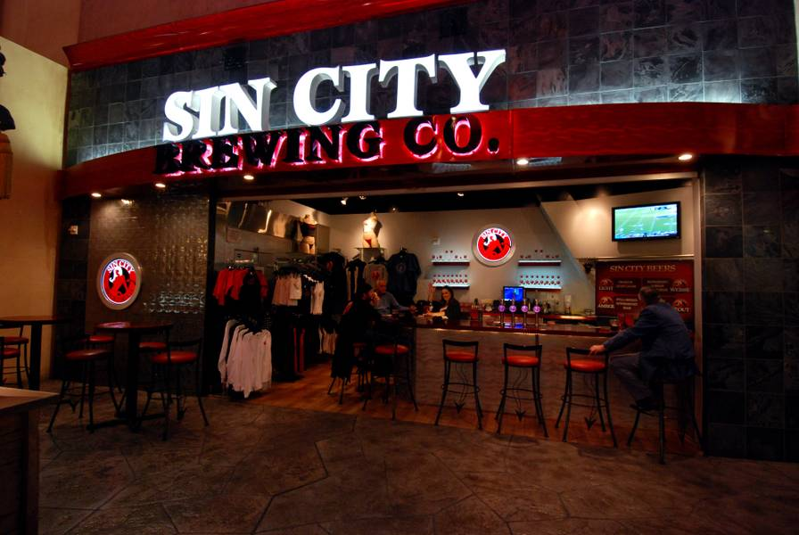 Sin City Brewing Co. at Flamingo