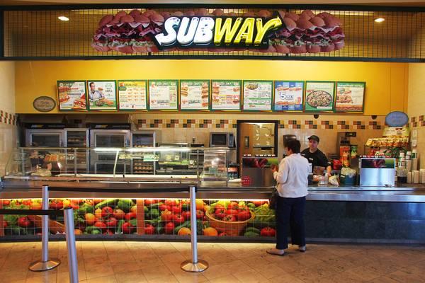 Subway at Fashion Show Mall , Las Vegas Sun News