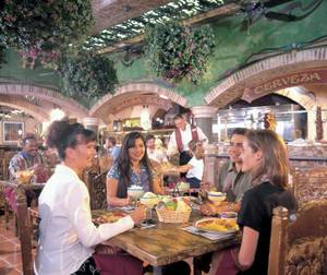 Cabo Mexican Restaurant  at Sunset Station