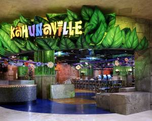 Kahunaville Tropical Restaurant