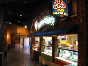 Ben & Jerry's inside New York-New York