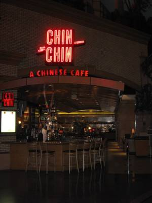 Chin Chin Cafe & Sushi Bar