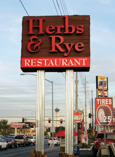 Herbs and Rye