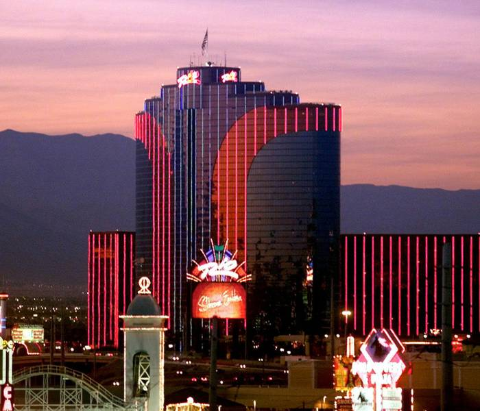 The Rio All-Suite Hotel and Casino