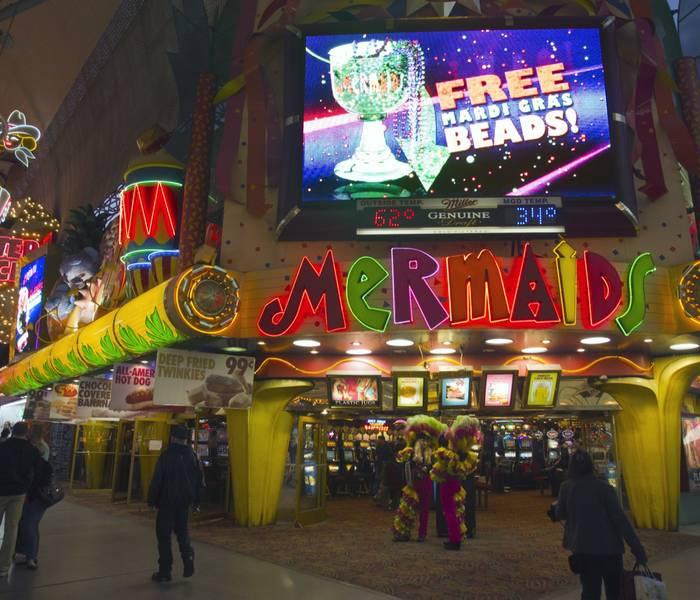Mermaids Casino Las Vegas