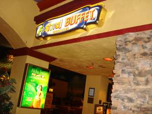 Festival Buffet at Fiesta Rancho
