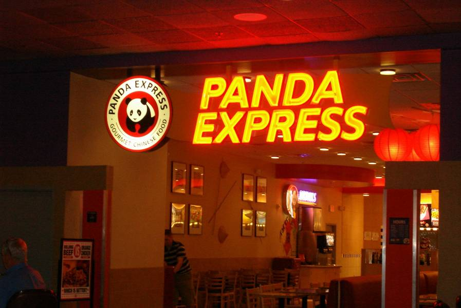 Panda Express at Fiesta Rancho