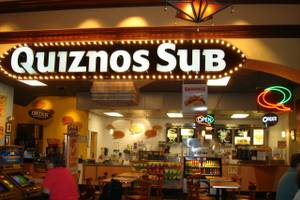 Quiznos at Texas Station