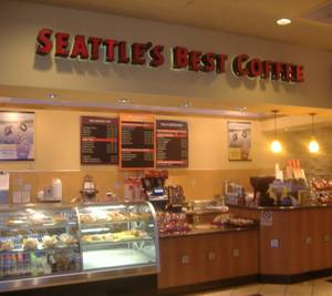 Seattle's Best Coffee at the Gold Coast