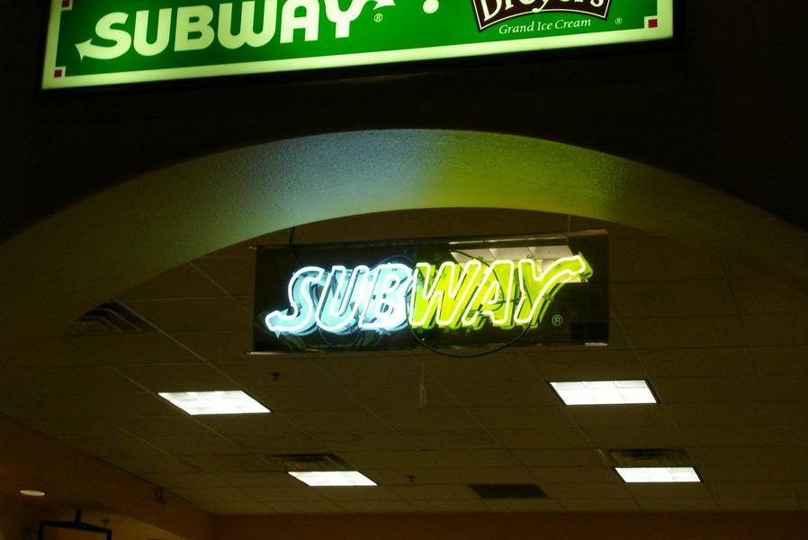 Subway at Fiesta Rancho