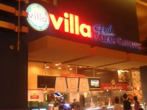 Villa Pizza at Red Rock