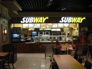 Subway at Monte Carlo