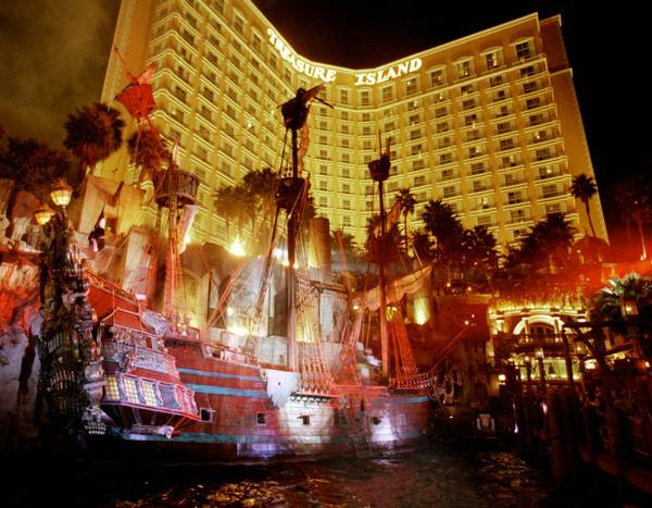 Treasure Island Hotel And Casino Las Vegas Sun News