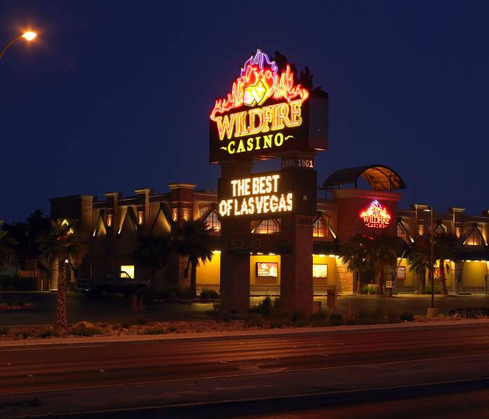 Wildfire Casino-Sportsbook Rancho