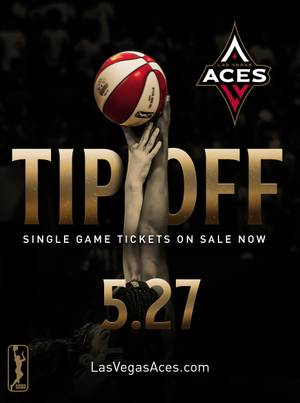 Enter to win a VIP experience to see the Las Vegas Aces
