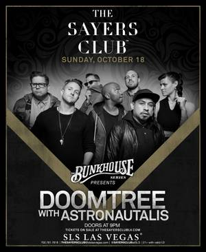 Enter to win tickets to see Doomtree at Sayers Club SLS