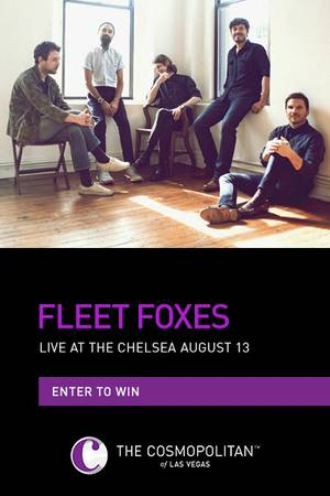 Enter to win tickets to see Fleet Foxes at The Cosmopolitan