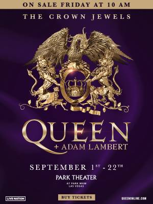 Enter to win tickets to Queen at Park Theater