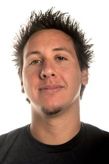 Photo of Christopher DeVargas