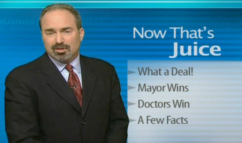 IBTV: Jon Ralston:  Now That\'s Juice