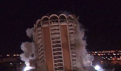 Sands Implosion