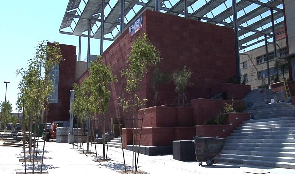 Greenspun College of Urban Affairs Building