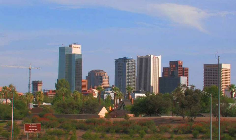 Hispanics rise in Phoenix