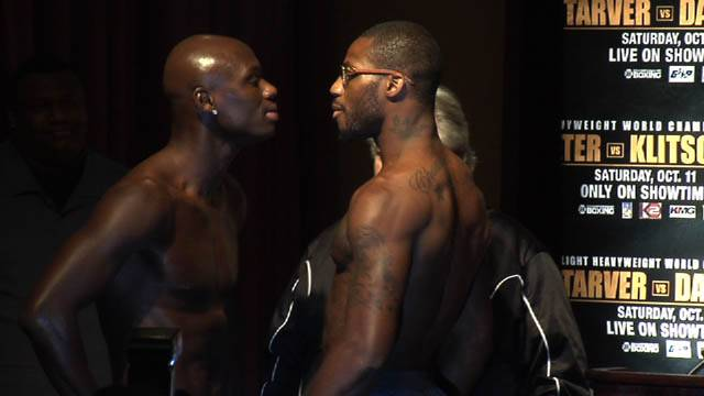 Antonio Tarver vs. Chad Dawson