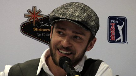 Now, Timberlake Sounds Off