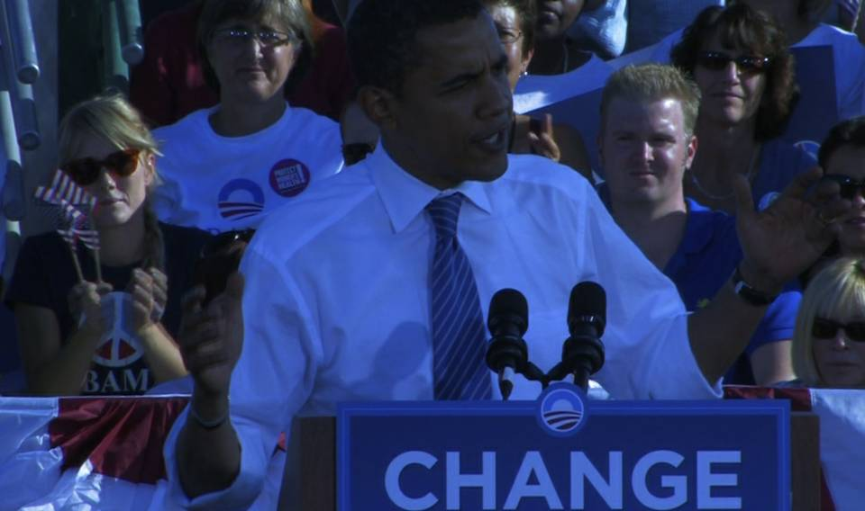 Barack Obama  Early Vote for Change Rally