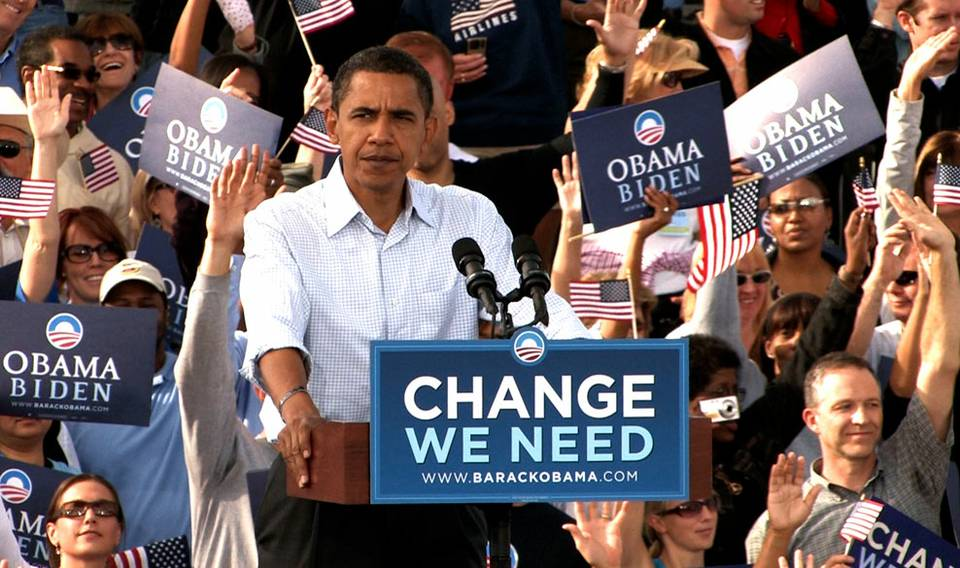 Obama\'s Final Campaign Swing