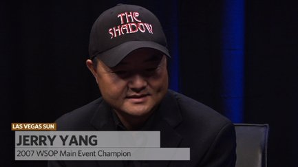 Jerry Yang on WSOP