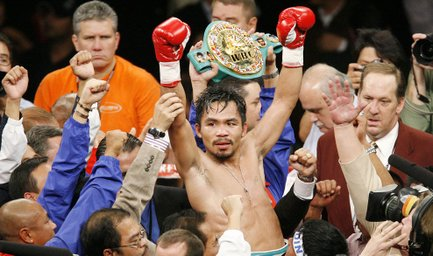 Dream Comes True for Pacquiao
