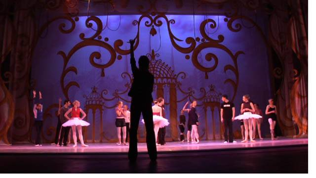 Behind the Scenes: The Nutcracker