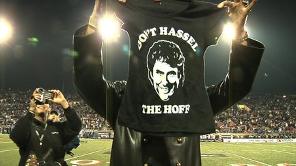 Don\'t Hassel the Hoff