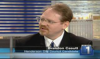 Henderson City Council Race, seg. 2
