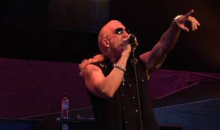 Dee Snider: Monster Dress Rehearsal