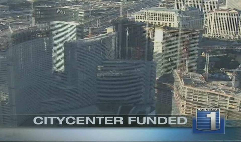 CityCenter Funded
