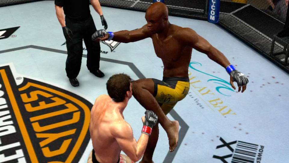 Fight Factor: Anderson Silva vs Forrest Griffin
